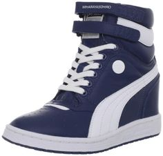 ca353b6f58 PUMA Women s MY 66 Wedge Sneaker