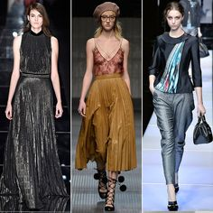 Trends Out of Milan Fashion Week