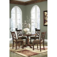 Found it at Wayfair - Alexis Round Dining Table Top