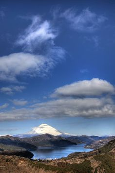 ✯ Mt.Fuji and Lake Ashinoko