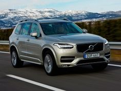 2015 Volvo XC90 SUV will be launched in India this year