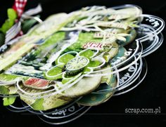 album akrylowy od Mirabeel w kształcie kwiatka Mexican, Base, Ethnic Recipes, Food, Essen, Meals, Yemek, Mexicans, Eten