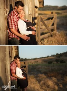 rustic maternity photos - Google Search