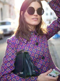 Hanneli Mustaparta #fashion #icon #style (etralalondon.blogspot.com)