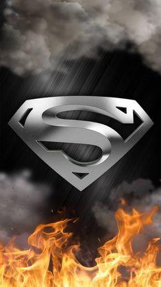 Superman Movies, Superman Man Of Steel, Batman Vs Superman, Superman Symbol, Hd Wallpaper Android, Wallpapers, Superman Tattoos, Superman Wallpaper, Comic Font