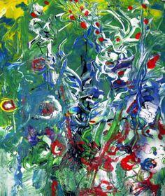 """Saatchi Art Artist Igor Eugen Prokop; Painting, """"2043"""" #art"""