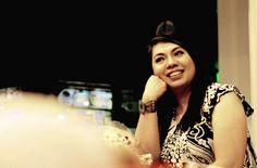 Muse : Yuanita Make-up : Tiwi Yahdi (me) Photo by : NMD Photography
