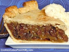This is my dad's favorite pie, maybe I should say one of my dad's favorite pies. I think chocolate pie would rank high on the list also. The filling for this pie is easy to make and ha…