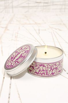Fig & Pear Candle at Urban Outfitters