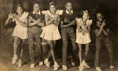 "Herbert ""Whitey"" White started a professional performing group of Savoy Ballroom swing dancers in 1935."