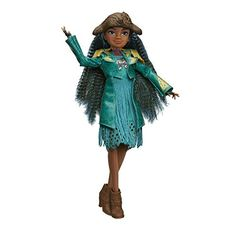 Disney Descendants 2 Uma Isle of the Lost Doll - Poseable Figure Dressed to Impress ¨C Recreate Epic Adventures with Descendants Dolls Fashionable Villaness-in-Training with Fashions and Accessories, Disney Descendants Dolls, Disney Descendants 2, Disney Dolls, Princesa Ariel Disney, Princesas Disney, Ursula Disney, Halloween Costume Shop, Halloween Costumes For Kids, Halloween 2017