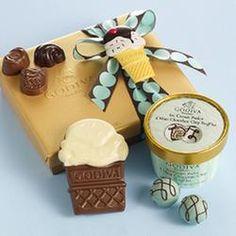 Summer Ice Cream Delights Gift Set   $40.00 #summerpartypinoff