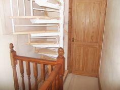 Staircase location idea for loft access
