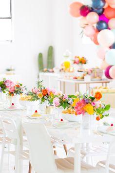 The Spring Bridal Shower we Hosted! | Sugar & Cloth