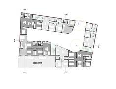 Imagen 13 de 21 de la galería de Cacamatzin 34 / DEA Diseño Exterior y Arquitectura. Planta Segundo Piso