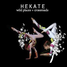 Dance Moms Girls as Greek Goddesses ||  Brooke Hyland as Hekate {wild places + crossroads}