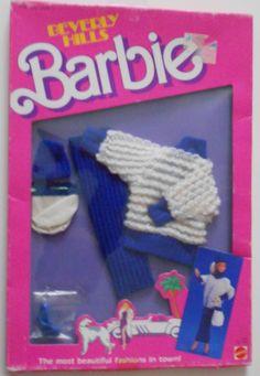 BARBIE FASHION AVENUE / BEVERLY HILLS 80's / 1987 | eBay