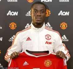 Eric Bailly joins Manchester United for £30m from Villarreal as Jose Mourinho tips defender to become 'one of the best' | Daily Mail Online