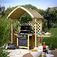 1000 Images About Bbq Shelter On Pinterest Bbq Gazebo