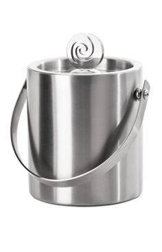 Carrol Boyes Ice Bucket - Stir it Up, stainless steel