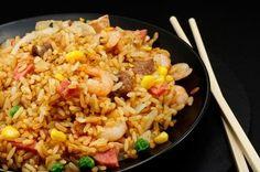 Come fare il riso fritto cinese - Guide di Cucina