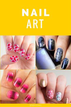 Nail design how-to's, home manicure tips and nail polish collections we love.
