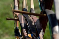Who wants to learn some archery? Some farms and ranches offer it as an activity.