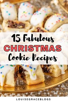 Best Holiday Cookies, Best Christmas Cookie Recipe, Christmas Food Gifts, Holiday Cookie Recipes, Christmas Sugar Cookies, Christmas Cooking, Christmas Desserts, Christmas Time, Xmas