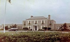 """The Spouting Rock Beach Association """"Bailey's Beach"""" ~ one of America's most exclusive clubs ~ Newport, RI, where Noreen Drexel and her husband owned one of the seaside cabanas. Theirs was adjacent to the cabana of Hugh Auchincloss and his step-daughter Jacqueline Kennedy."""