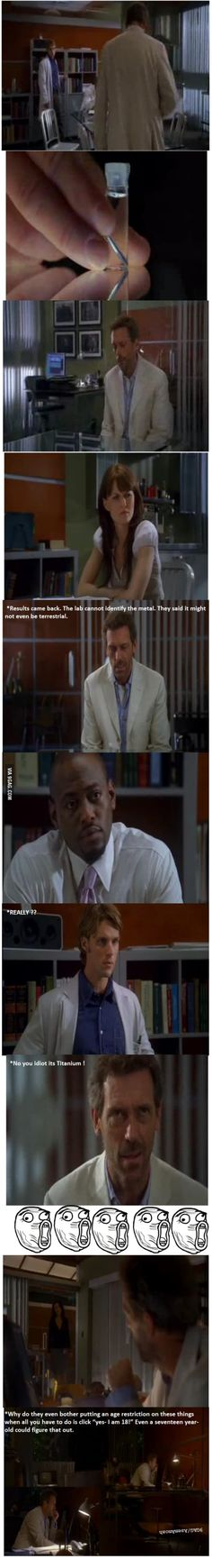 This is why I watch House MD ...