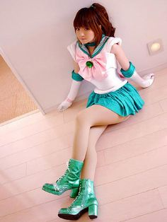 Kipi Sailor Jupiter Cosplay