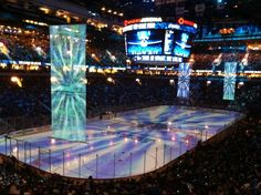Rogers Arena in Vancouver, BC. Home of the Vancouver Canucks.. and all things concert related.