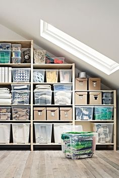 At IKEA we're dedicated to helping you achieve your best everyday life at home. We have some tips for how you can make time at home the best possible. Ikea Hejne, Ikea Samla, Glass Food Storage, Jar Storage, Garage Organization, Garage Storage, Organizing, Organization Ideas, Storage Ideas