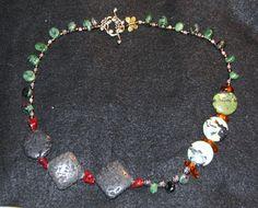 Another Unique Necklace for sale
