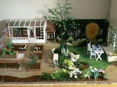 Cut garden plans....minttumeiramin miniatyyrit: maaliskuu 2012