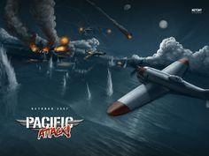 Pacific Attack video slot - https://www.wintingo.com/