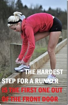 Yup. And no, that's not me in the pic, obviously....(I tie my laces BEFORE I leave the house :)
