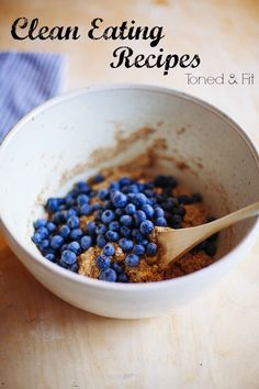 Clean Eating Recipes by Toned & Fit