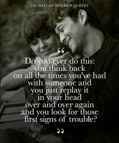 8849d01640af These 21 Quotes from  500 Days Of Summer  Take A Realistic Look On Love  That Does Not Last Forever