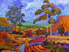 Cornelius Bosch - Buscar con Google South African Artists, Cornelius, Rembrandt, Trees, Passion, Landscape, Studio, Heart, Creative