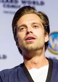 Sebastian Stan at Wizard World Philadelphia Comic Con 2014