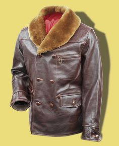 Vintage Leather Jacket, Leather Jackets, Leather Fashion, Men's Fashion, Fashion Outfits, Aachen Germany, Fleece Jackets, Lifestyle Fashion, Jacket Men
