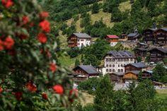Die schönsten und speziellsten Schweizer Hotels, Herbergen und Hütten Bed & Breakfast, Das Hotel, Hotels, Cabin, House Styles, Home Decor, Forest House, Double Room, Swiss Guard