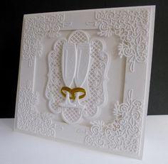 Wedding Rings by sistersandie - Cards and Paper Crafts at Splitcoaststampers