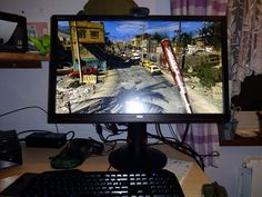 "AOC G2770PF 27"" Gaming Monitor Review"