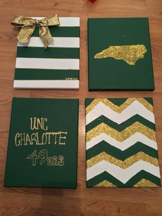 Unc charlotte gift from the best sis