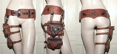 Kick as belt. I need this for Burning Man.