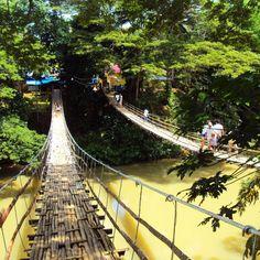 Bet N Choy Water Park and Resort Catigbian Bohol Bohol, Vacation Packages, Brooklyn Bridge, Bucket, Tours, Park, Water, Travel, Gripe Water