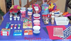 cupcake wars party favors | cupcake wars birthday party supplies