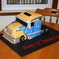 Super 9 Best Semi Truck Cakes Images Semi Truck Cakes Truck Cakes Personalised Birthday Cards Sponlily Jamesorg